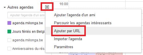 Ajouter par URL