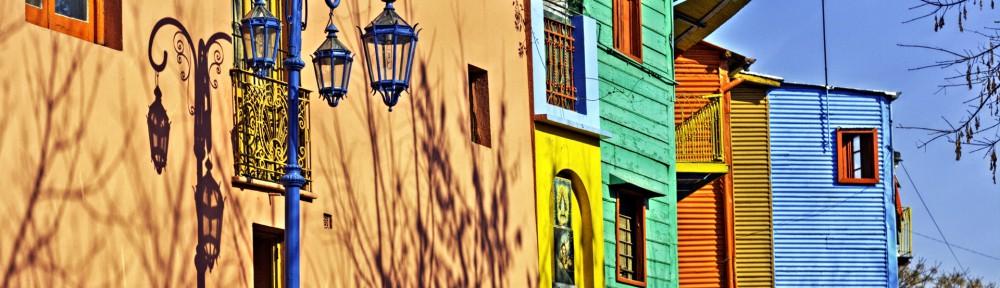 La Boca à Buenos Aires